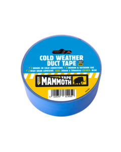 Mammoth Cold Weather Duct Tape 50mm x 50m