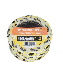 Labelled Masking Tape 19mm x 50M