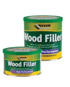 2 Part High Performance Wood Filler 1.4KG