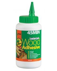 Lumberjack 45 min PU Wood Adhesive Liquid 750g