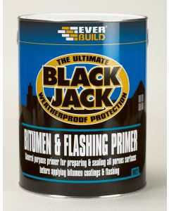 Black Jack 902 Bitumen & Flash Primer 1L