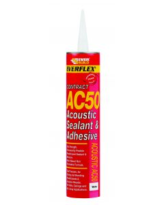 AC50 Acoustic Sealant and Adhesive 400ml
