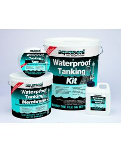 Aquaseal Wet Room System Standard Kit Standard
