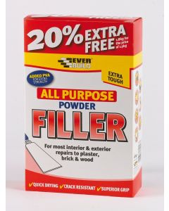 Powder Filler With 20% Free 1.5KG
