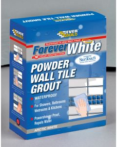 Forever White Powder Wall Tile Grout 1.2KG