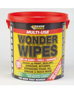 Giant Wonder Wipes Tub 300