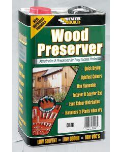 Lumberjack Wood Preserver Clear 1L