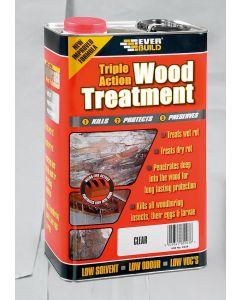Lumberjack Triple Action Wood Treatment 1L