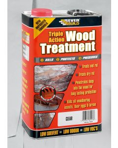 Lumberjack Triple Action Wood Treatment 2.5L