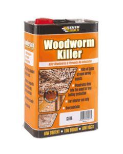 Lumberjack Woodworm Killer 5L