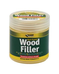 Multi Purpose Wood Filler White 250ml