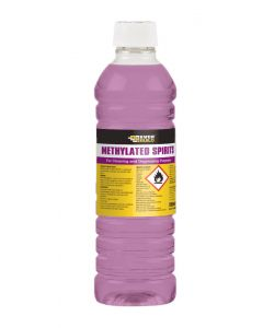 Methylated Spirits 500ml by Everbuild