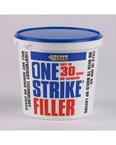 Everbuild One Strike Filler 1L Tub