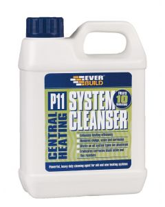 P11 Central Heating System Cleanser 1L