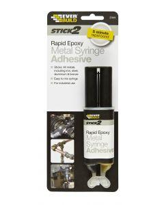 Stick 2 Rapid Epoxy Metal 24ml