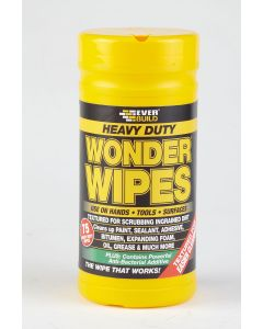 Heavy Duty Wonder Wipes 75 Wipes