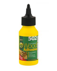 502 Wood Adhesive Bottle 75ml
