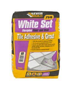 714 White Set FlexiPlus 20KG